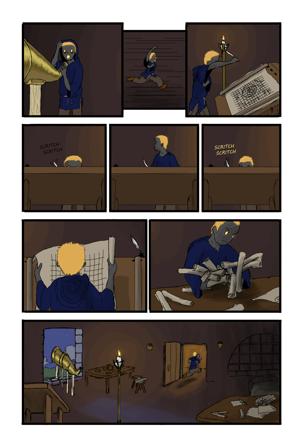 The Great Fireflood Page 2