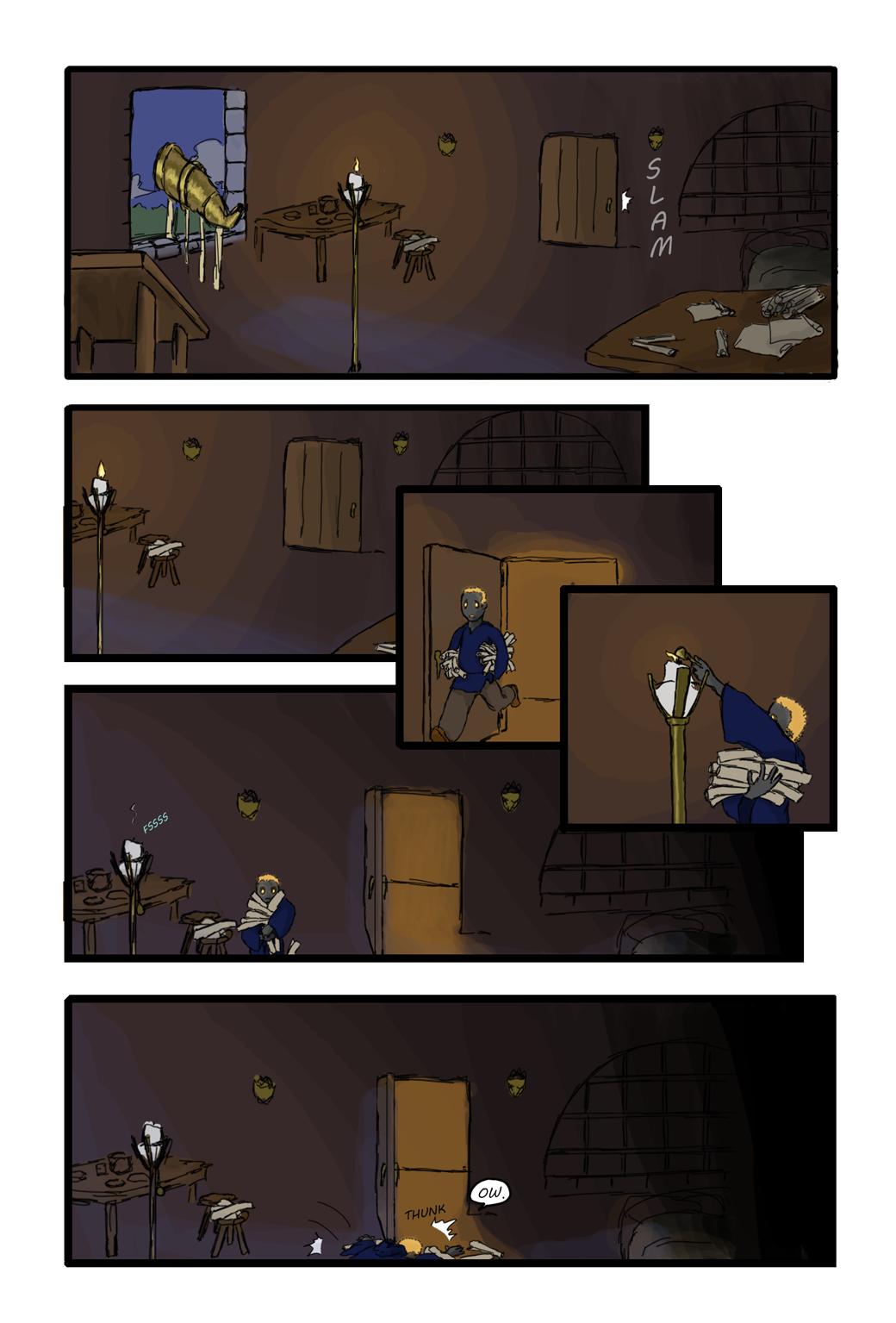 The Great Fireflood Page 3