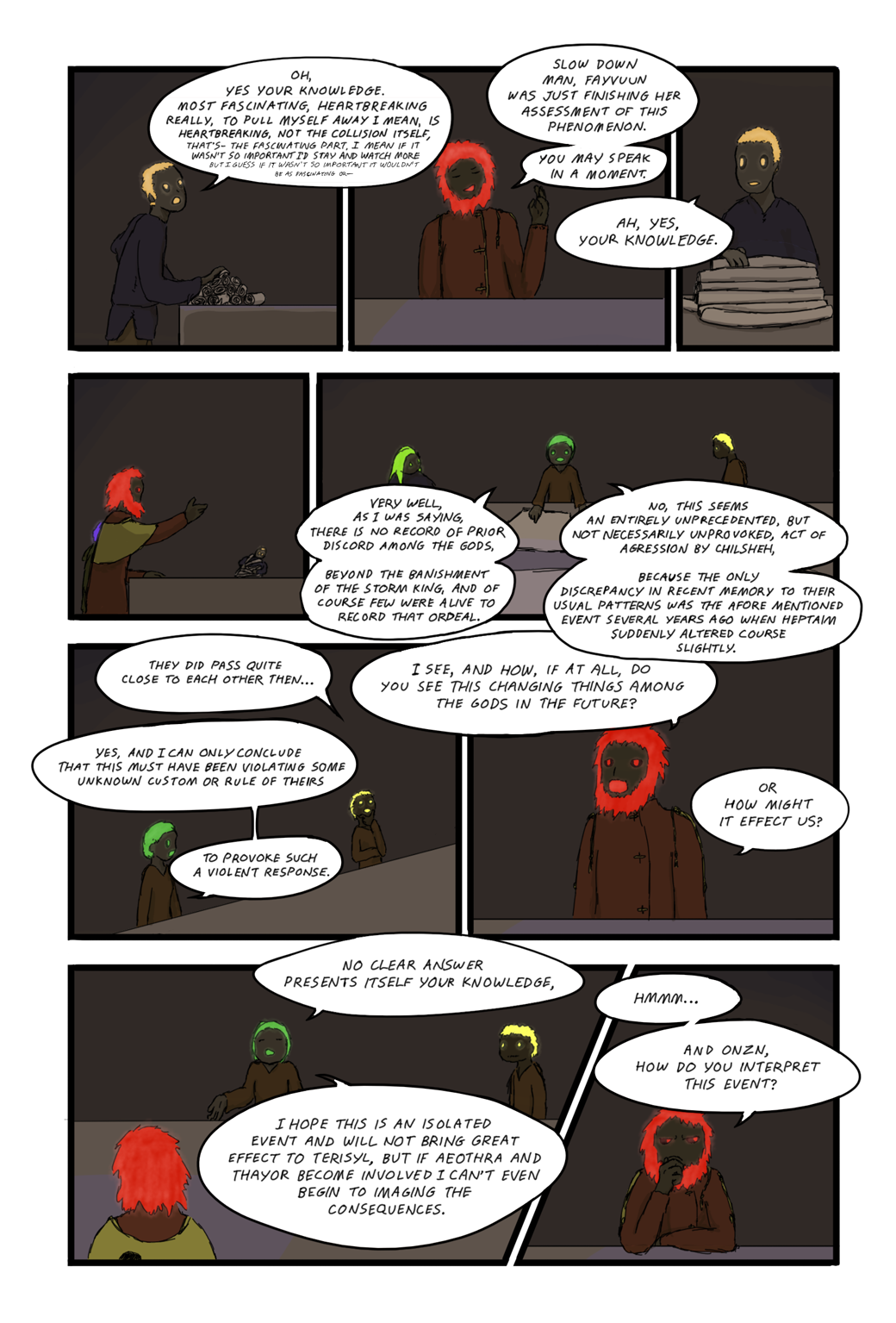 The Great Fireflood Page 5