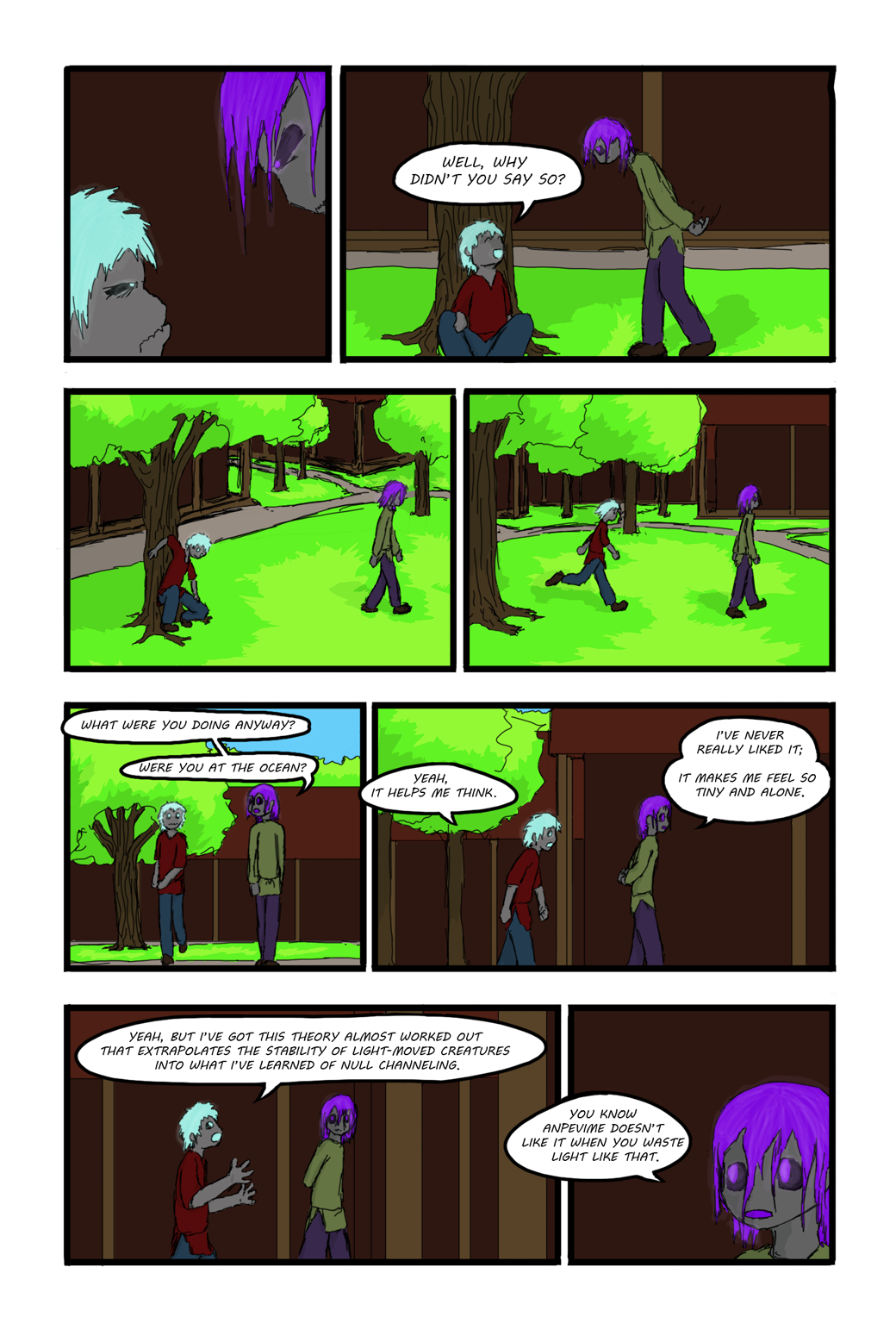 The Great Fireflood Page 10