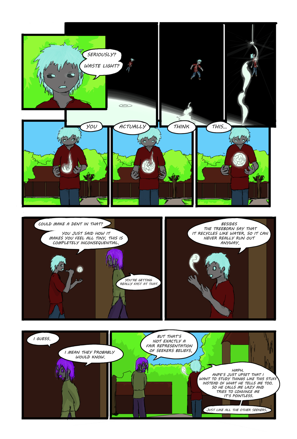 The Great Fireflood Page 11