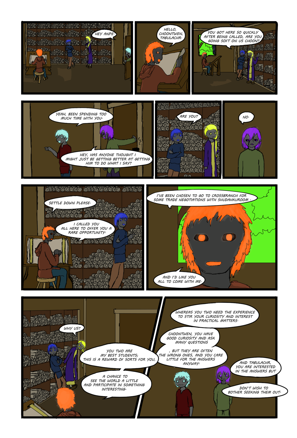 The Great Fireflood Page 13