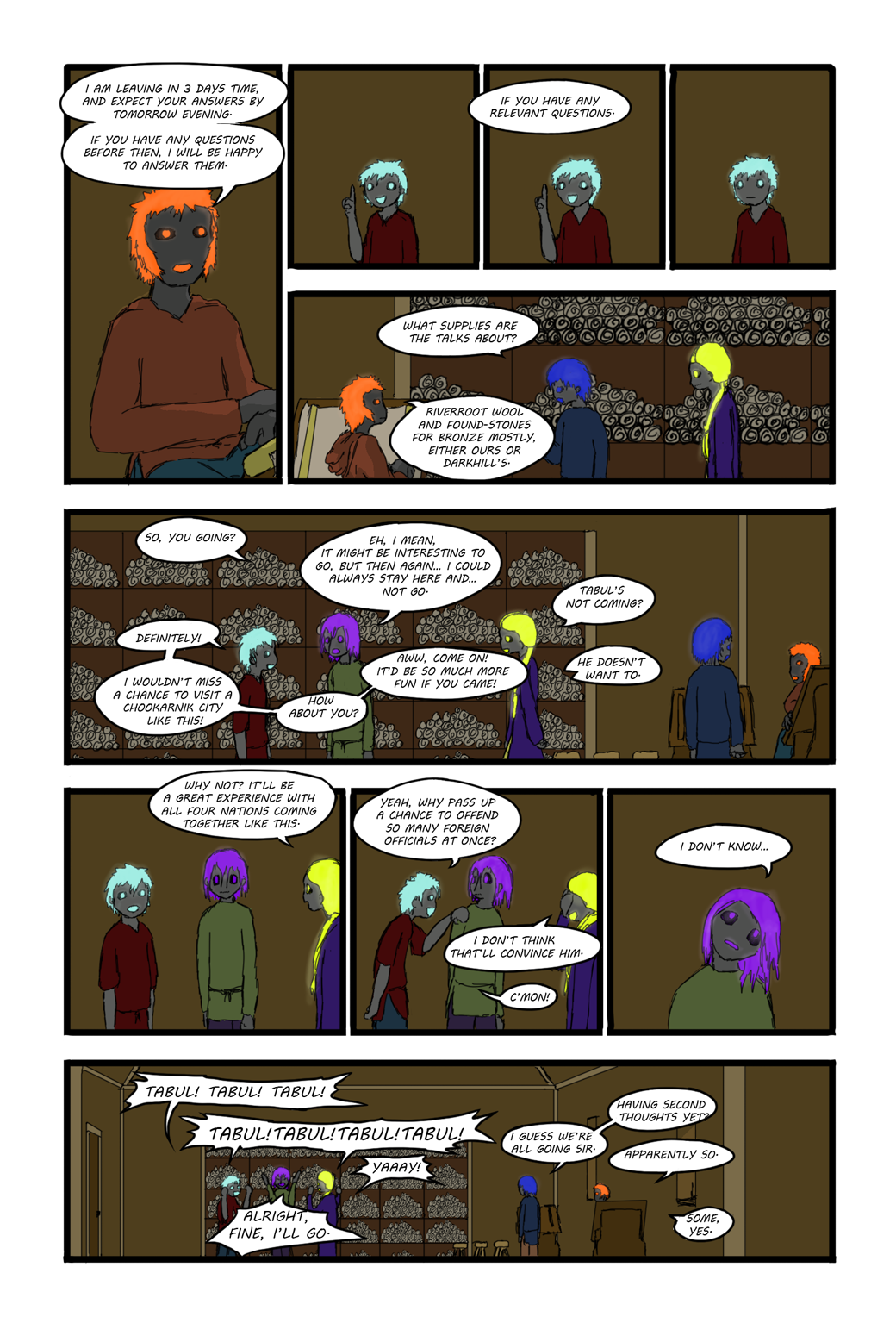 The Great Fireflood Page 14