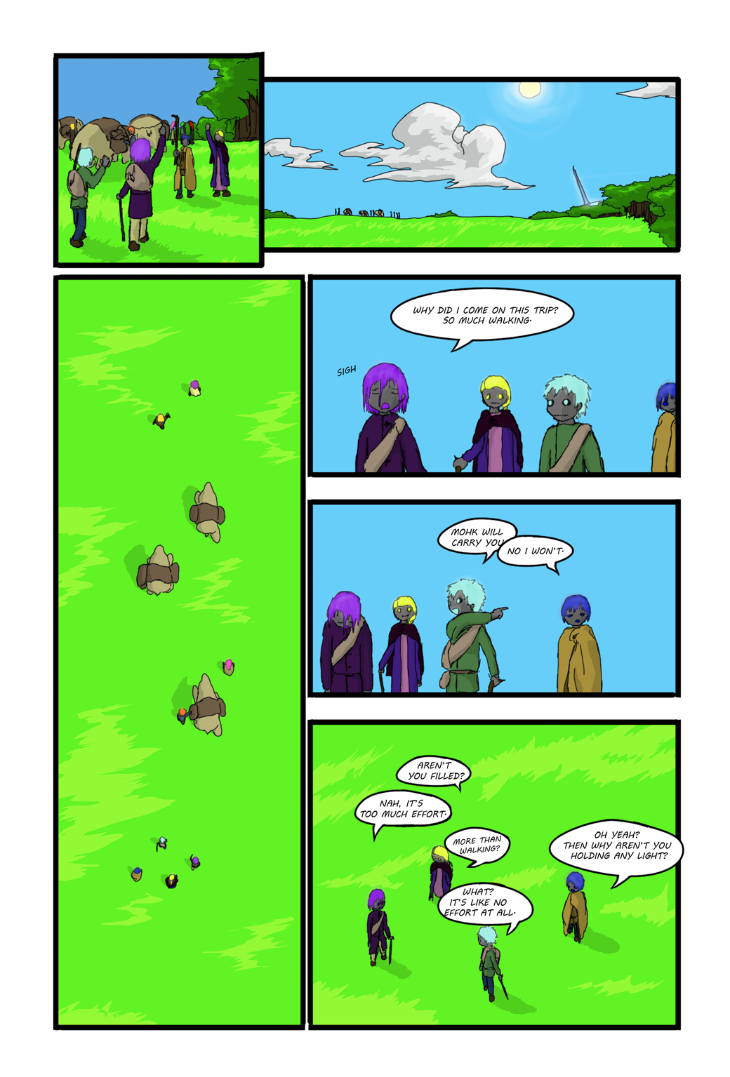 The Great Fireflood Page 16
