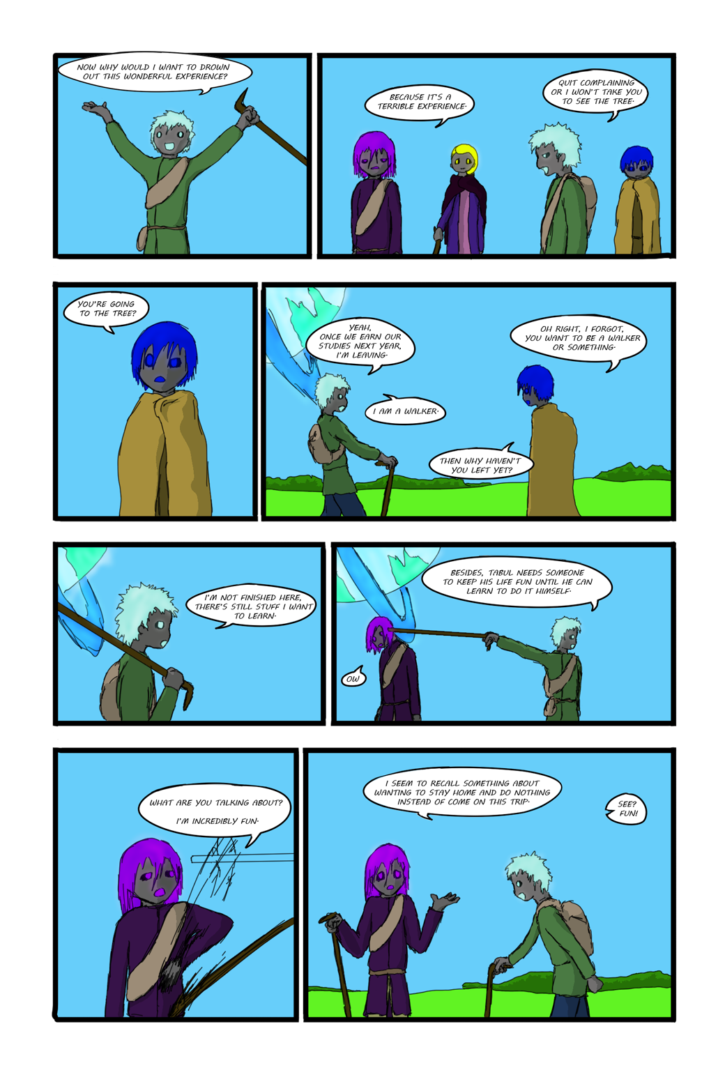 The Great Fireflood Page 17