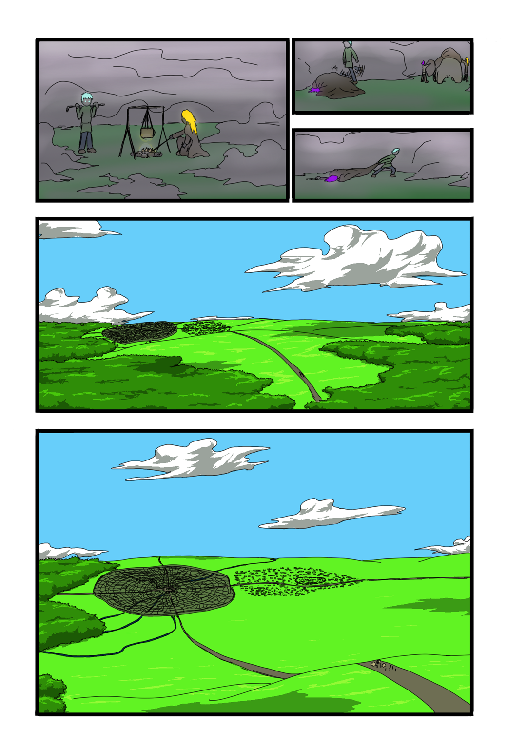 The Great Fireflood Page 22