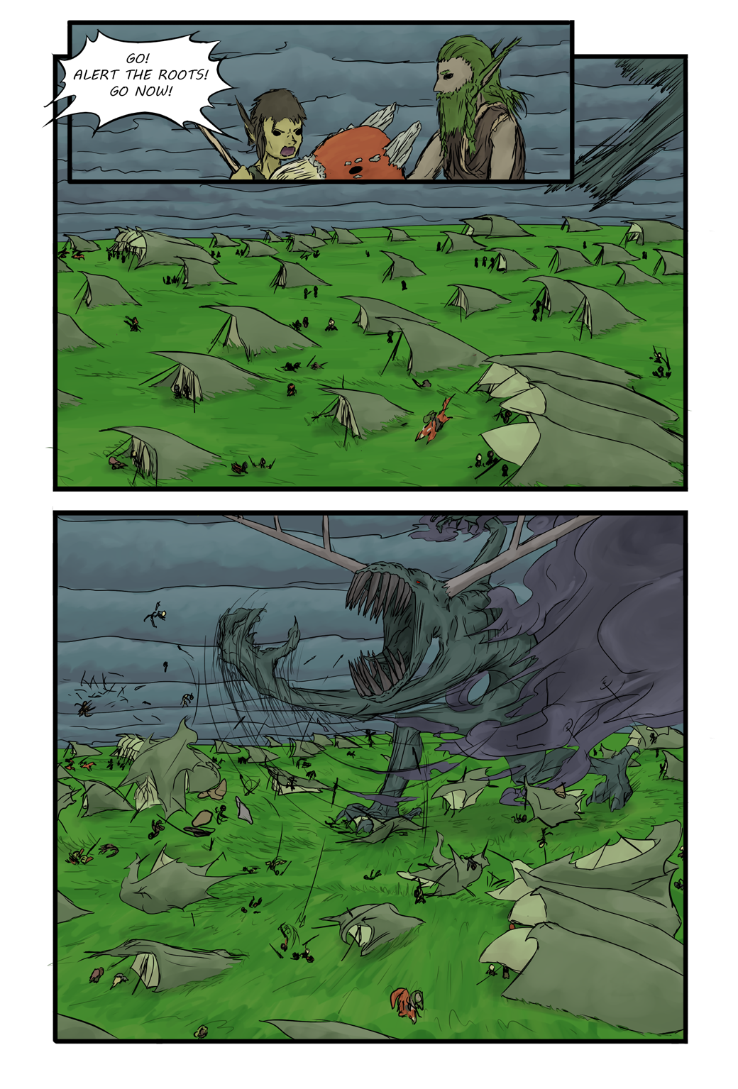 The Great Fireflood Page 31