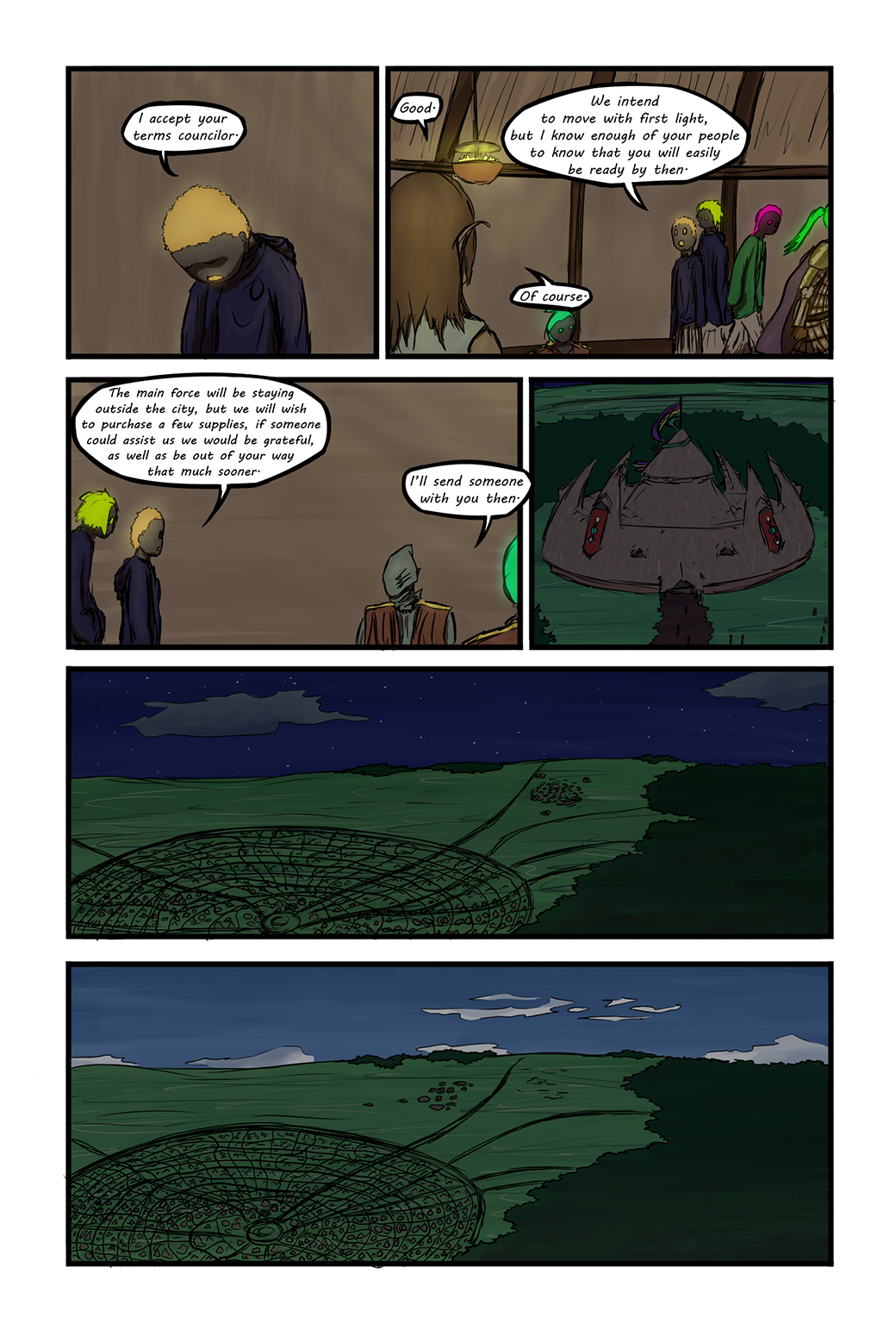 The Great Fireflood page 49
