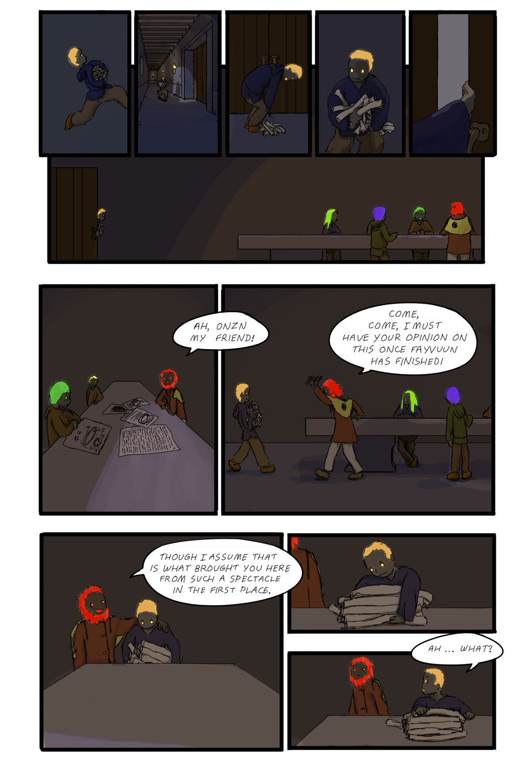 The Great Fireflood Page 4
