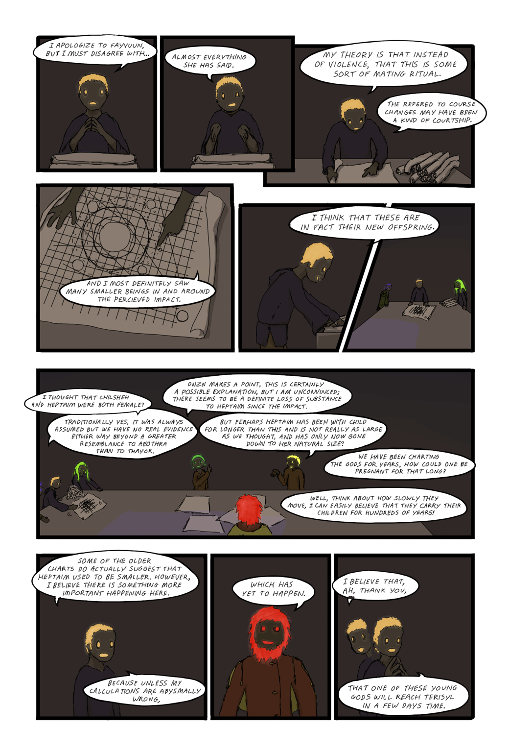 The Great Fireflood Page 6
