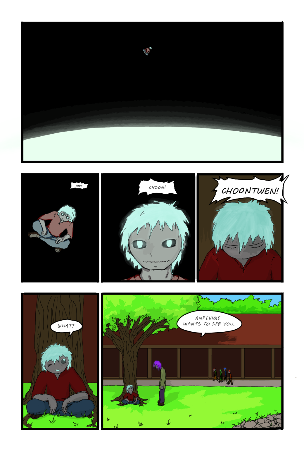 The Great Fireflood Page 8