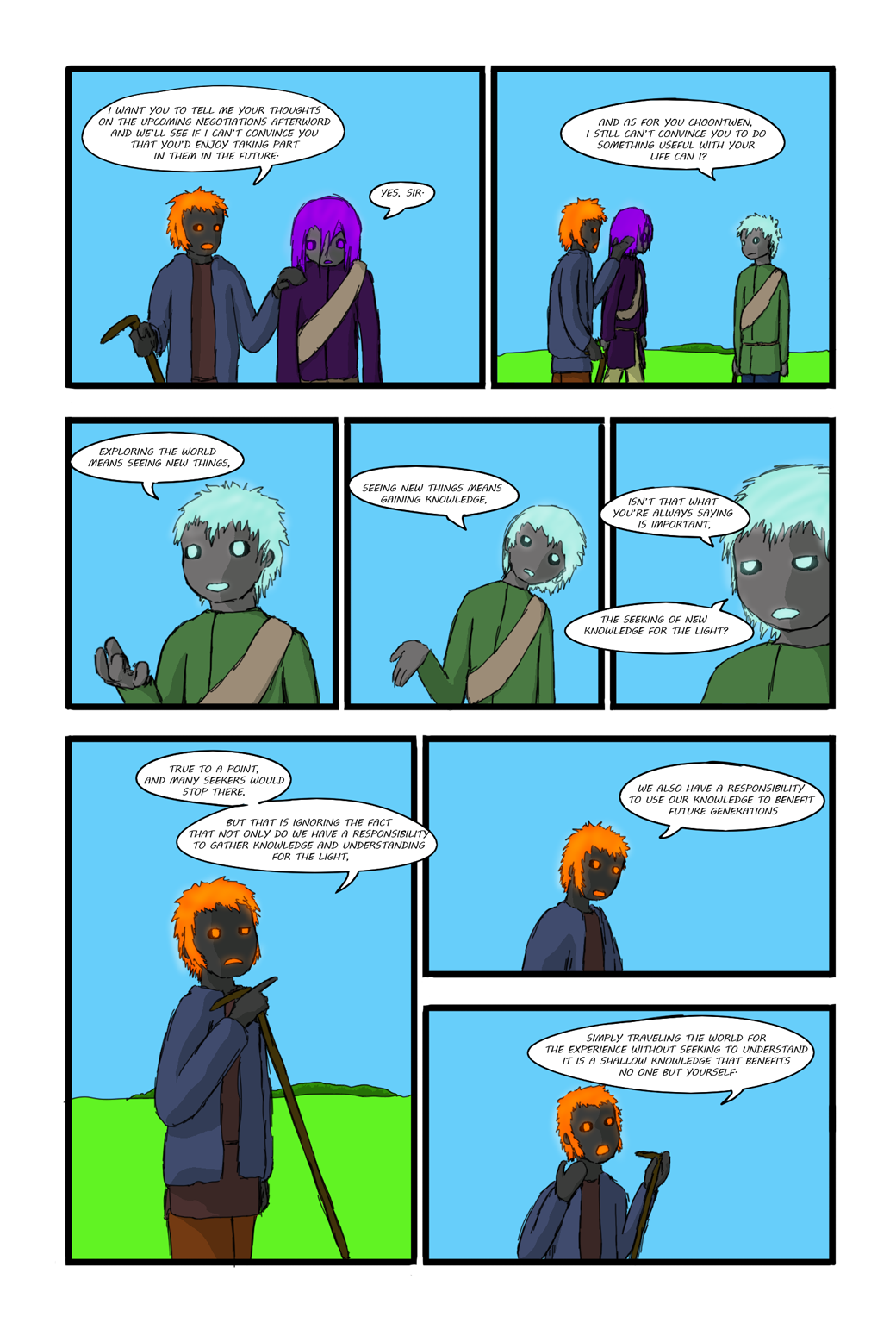 The Great Fireflood Page 19