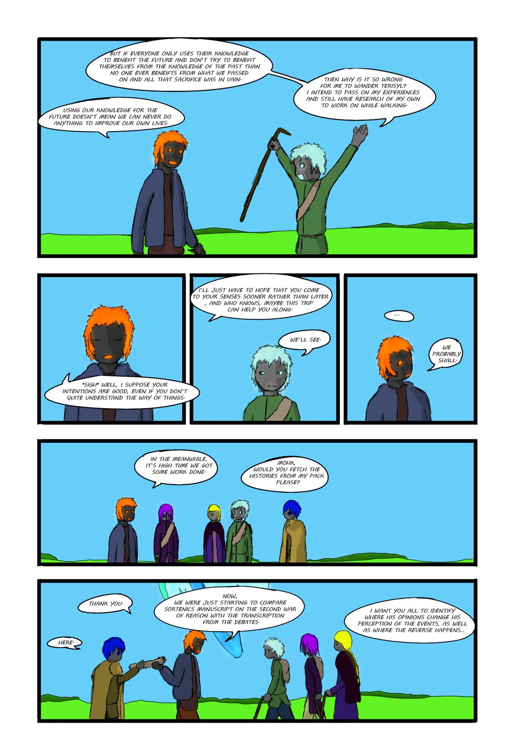 The Great Fireflood Page 20