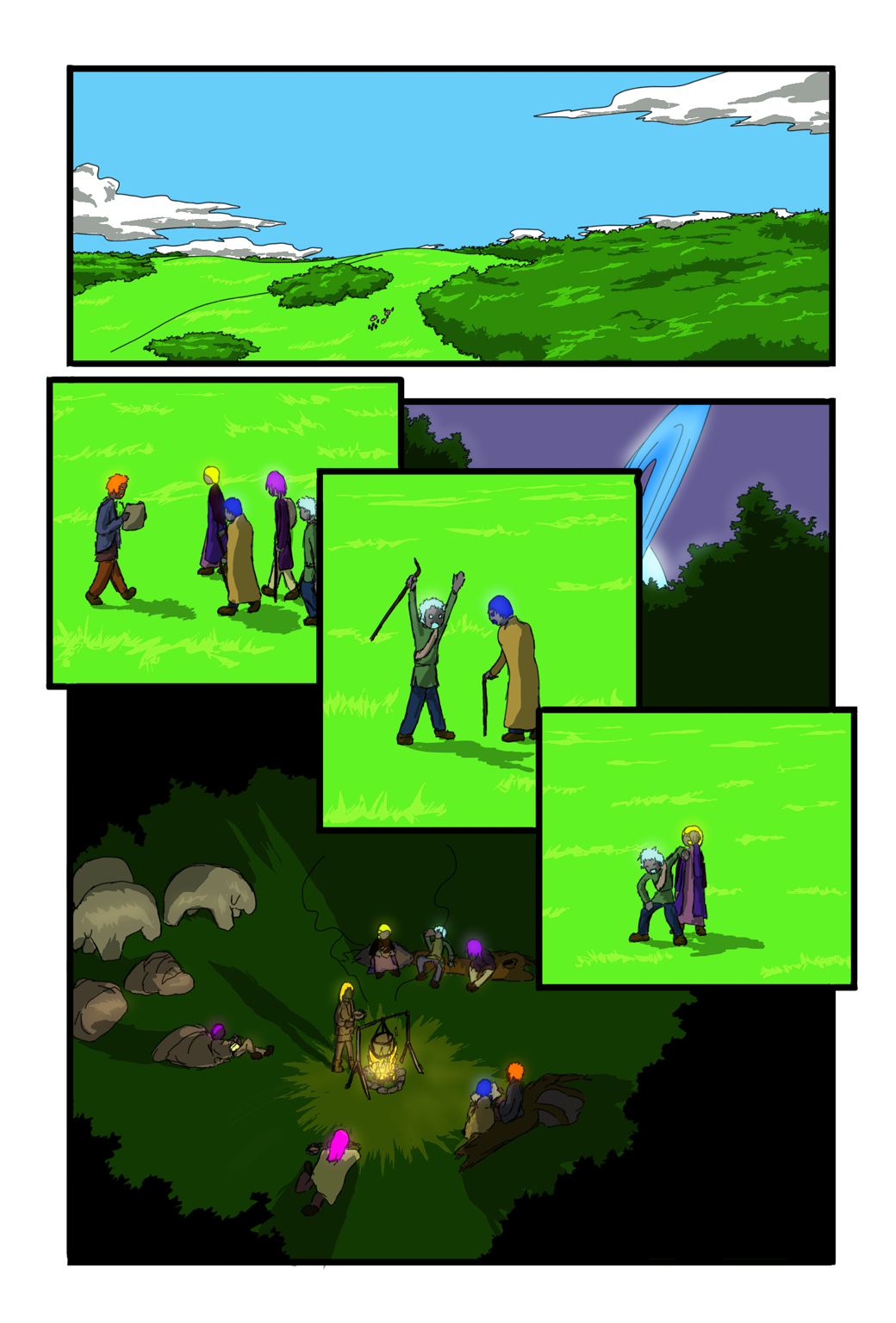 The Great Fireflood Page 21