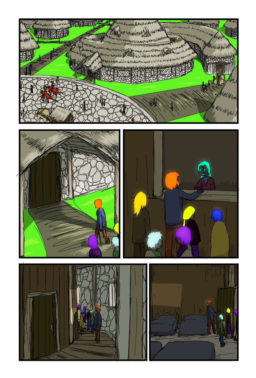 The Great Fireflood Page 24